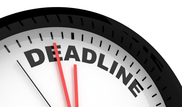 Image result for follow deadlines